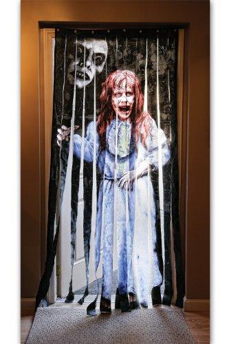 Morbid Enterprises The Exorcist Doorway Drape, Multi-Color,
