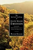 The Spiritual Teachings of Ralph Waldo Emerson