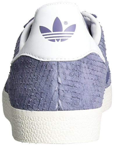 Purple Basses Gazelle Baskets super Adidas super White off Violet Femme nREYdAwq