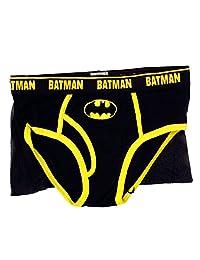 Batman Dark Night Caped Brief for Men Medium
