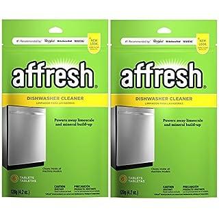 Affresh W10282479 Dishwasher Cleaner, (12 Tablets)