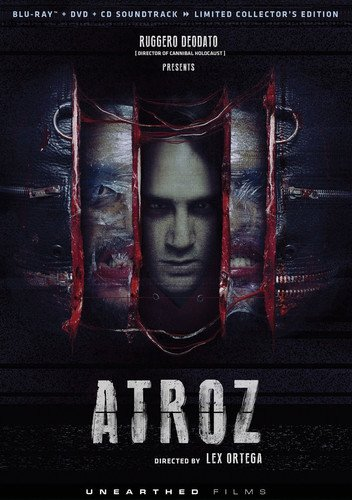 ATROZ Limited Edition [Blu-ray/DVD/CD]