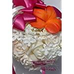 Ready-Made-Artificial-Pomander-Adapted-w-Frangipani-Butterfly