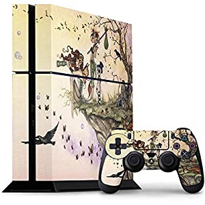 Skinit Decal Gaming Skin Compatible with PS4 Console and Controller Bundle – Officially Licensed Tate and Co. Where The…