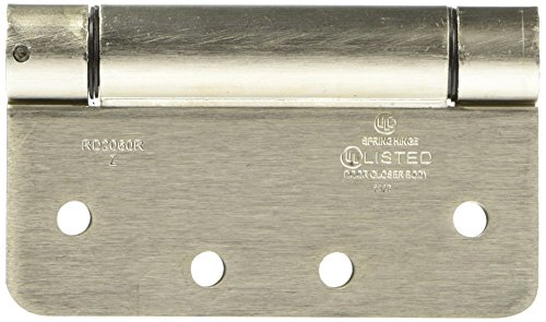 (NATIONAL MFG/SPECTRUM BRANDS HHI N350-868 Hinge, 4-Inch, Satin Nickel)