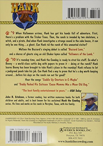 The Case of the Halloween Ghost / Every Dog Has His Day (Hank the Cowdog) by Brand: Maverick Books (TX) (Image #1)