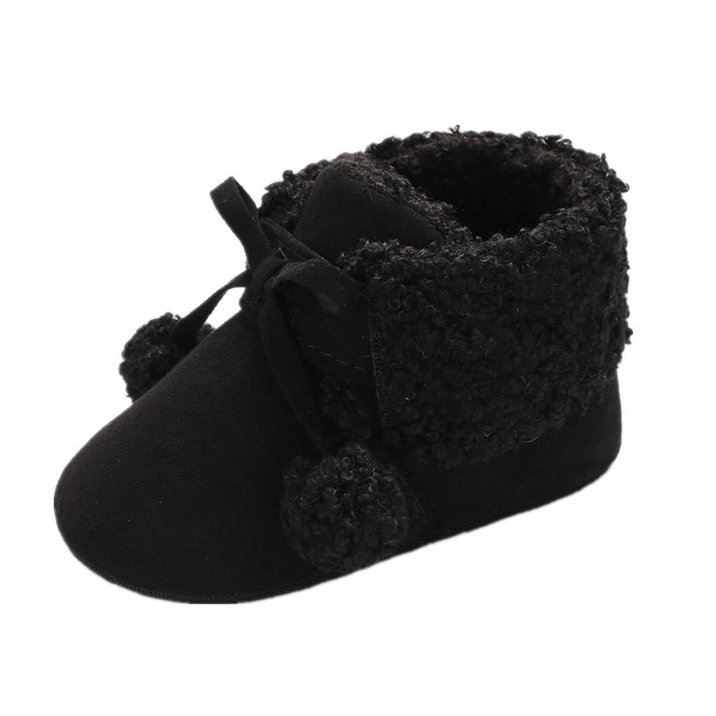neuartiger Stil Kundschaft zuerst Größe 7 Auxma Baby Mädchen Winterschuhe Baby warme Stiefel ...