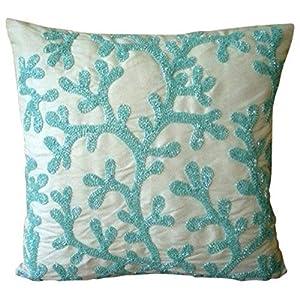 51ib-CoSvSL._SS300_ Coastal Throw Pillows & Beach Throw Pillows