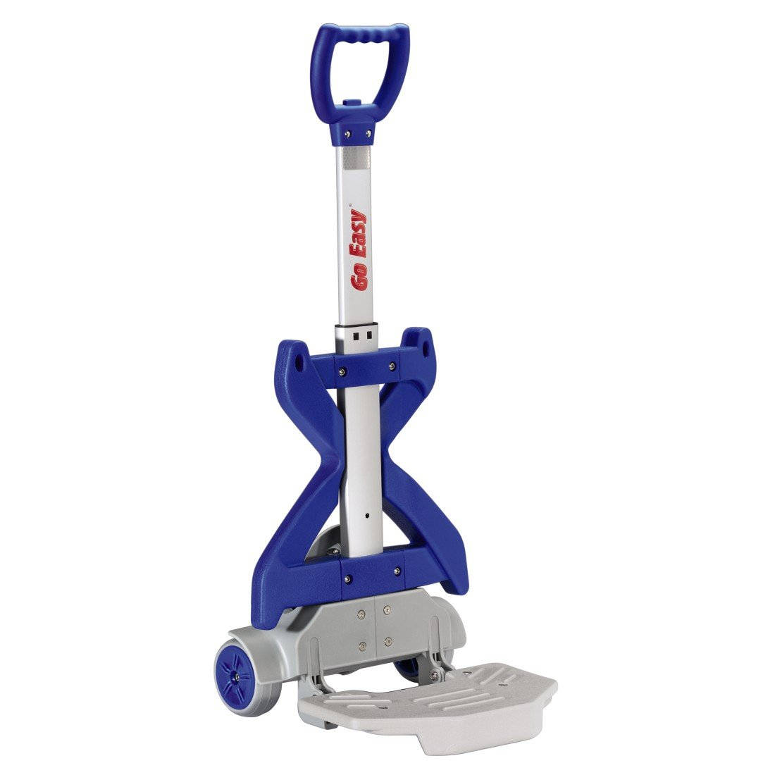 Go Easy Schulranzen Trolley ONE, 59x30x15cm, höhenverstellbar, blau (1 Stück) höhenverstellbar blau (1 Stück) 103174