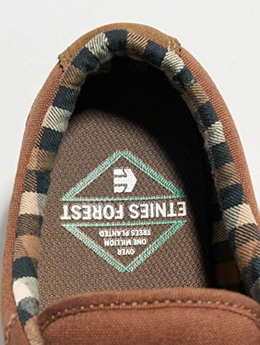 Etnies Hommes Etnies Jameson Skateboarding Chocolat Gomme 2 Chaussures Jameson Éco 5OOq4