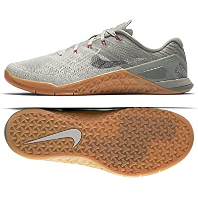 Nike Men's Metcon 3 Training Shoe Grey (9.5)