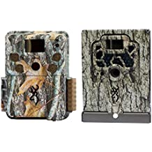 Browning Trail Cameras Strike Force Pro HD Video 18MP Game Camera + Security Box