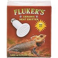 Fluker's - Emisor de Calor para Reptil (cerámica, 60 W), 150-watt