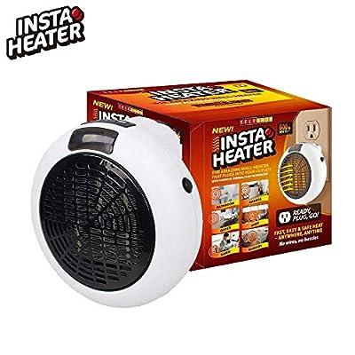 Insta Heater IH-01 Portable Heater, White