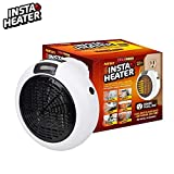 Insta Heater Plug-in Heater The Amazing Wall Heater 600w Temp Control with Stay Cool Housing