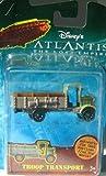 Die Cast Troop Transport Replica -2000 Disney's Atlantis: The Lost Empire Series