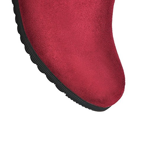 1TO9 1TO9Mns01955 - Zapatilla Alta Mujer Red