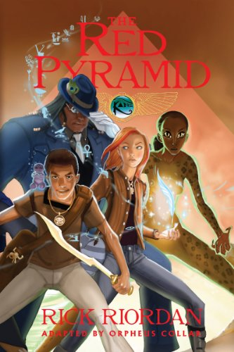 Kane Chronicles, Book One: The Red Pyramid: The Graphic Novel Download.zip