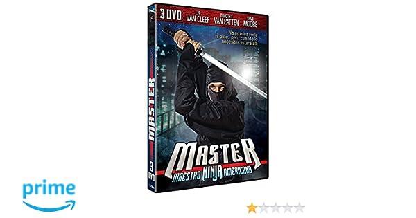 Master. Maestro Ninja Americano [DVD]: Amazon.es: Lee Van ...