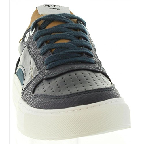 Pepe Femme sailor Basses Smart Jeans Sneakers Adams Bleu FqXrwAZFT
