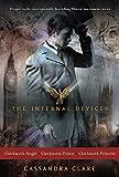 download ebook the infernal devices: clockwork angel; clockwork prince; clockwork princess pdf epub