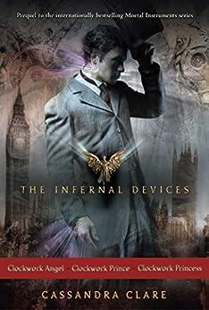 Infernal Devices Clockwork Prince Princess ebook product image