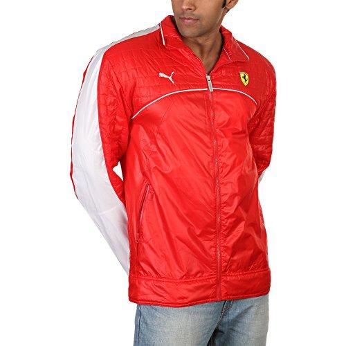 Puma Herren Daunenjacke Jacke Rot Rot