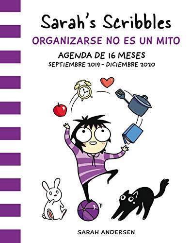 Sarahs Scribbles: Agenda 2020: Organizarse no es un mito
