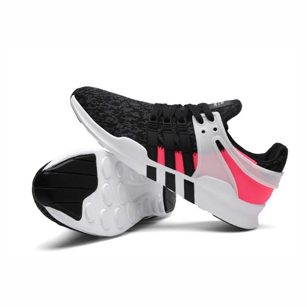 YaXuan Herren Turnschuhe Schuhe, Mesh Laufende Gym Schuh, Sport Turnschuhe, Laufschuhe, Atmungsaktive Schuhe, Outdoor Laufschuhe, Niedrig zu Flut Schuhe (Farbe : Ein, Größe : 41)