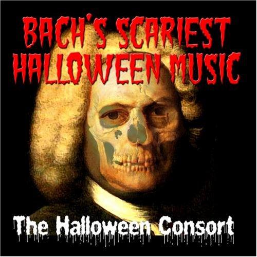 Bach's Scariest Halloween Music