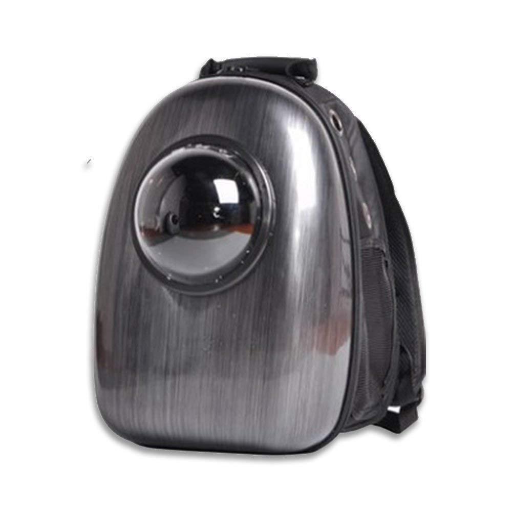 Black Cat Bag Pet Out Bag Cat Carrying Bag Shoulder Dog Bag Dog Backpack Cat Backpack Space Capsule Pet Bag