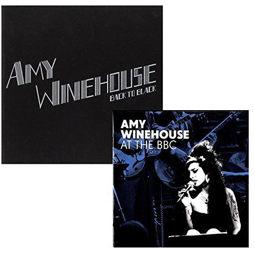 Amy Winehouse - Back to Black [PA] (CD) (Amy Winehouse The Best)