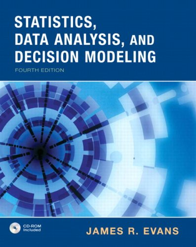 data analysis and decision making 4th edition pdf