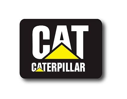 6caterpillar cat logo decal sticker for case car laptop phone bumper etc