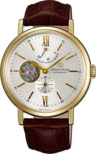 ORIENT watch ORIENTSTAR Orient Star modern classic semi skeleton mechanical automatic winding WZ0141DK Men