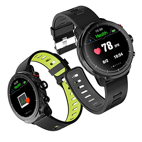 Leotec LESW52G Multisport Carbon Sport Fit Verde: Amazon.es: Relojes