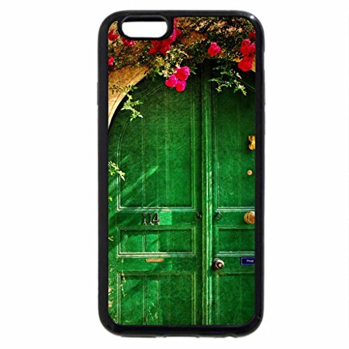 iPhone 6S / iPhone 6 Case (Black) Picturesque Old House