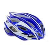 MYSENLAN Cycling MTB Road Bicycle Helmet 24 Holes Forming One Riding Equipment Male And Female Models Navy Blue