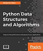 Python Data Structures and Algorithms Front Cover