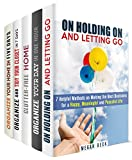 The Art of Letting Go Box Set (5 in 1): The Easy Guide To Happy Life and Healthy Living Space (Declutter & Organize)