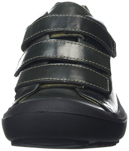 Fly London Maze248fly Zapatillas, Mujer Negro (Diesel/Anthracite)