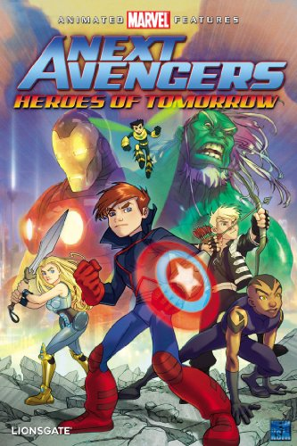 Next Avengers: Heroes of Tomorrow Film