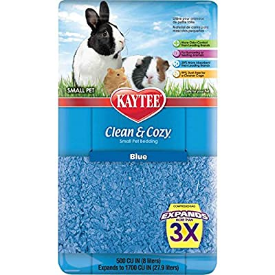 Kaytee Clean and Cozy Small Animal Bedding by Central Pet Manufacturing
