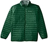 Columbia Men's Flash Forward Down Jacket, Wildwood Green, 4X