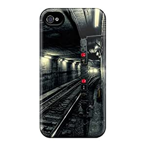 Durable Subway Back Cases/covers For Iphone 6plus