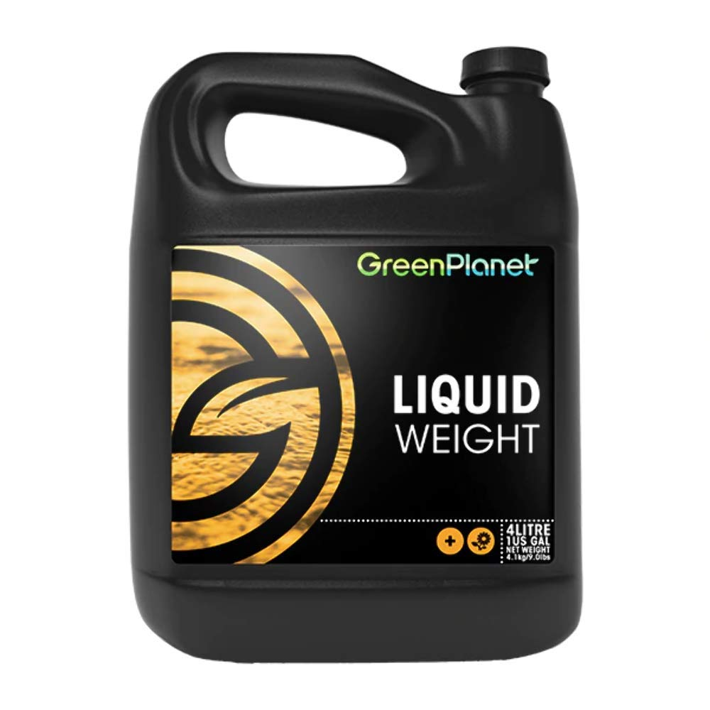 Green Planet Nutrients - Liquid W-8 (1 Liter) | Complex Blend of Organic Enzyme Activators, Vitamins, Essential Amino Acids and Unique Carbohydrates - ...