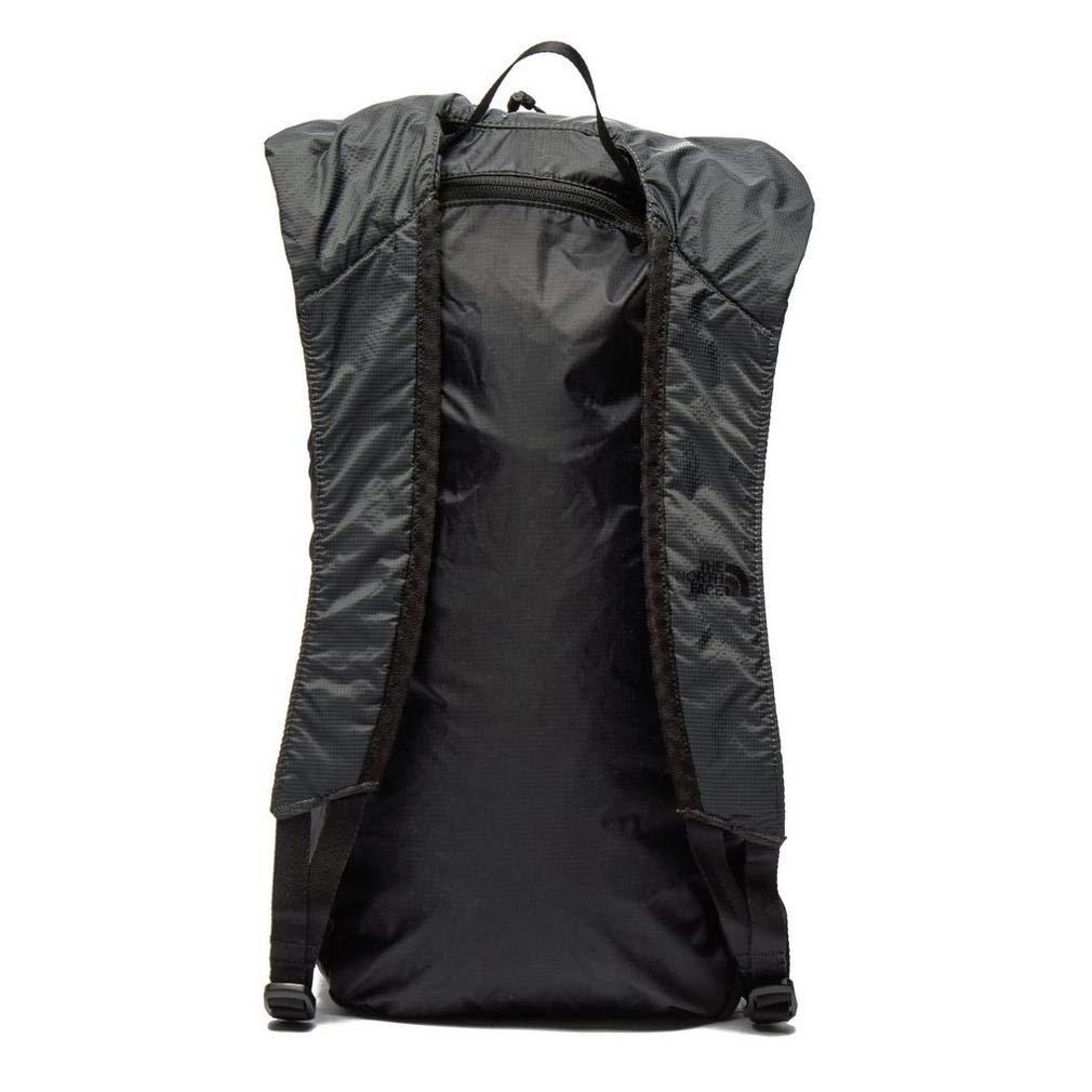 The North Face Flyweight Mochila Plegable, Unisex Adulto, Gris (Tin Grey/TNF Black), Talla única: Amazon.es: Deportes y aire libre