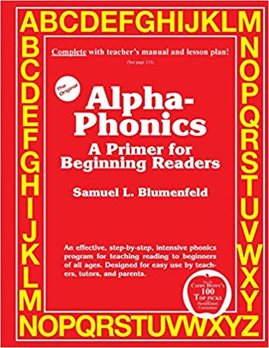 Alpha-Phonics A Primer for Beginning Readers 41st Edition