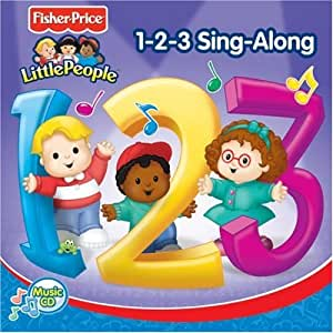 Little People Fisher Price 123 Sing Along Amazon Com