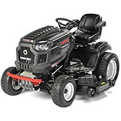 Troy-Bilt Super Bronco XP 25 HP 54-Inch Fab Deck Electric Start Lawn Tractor